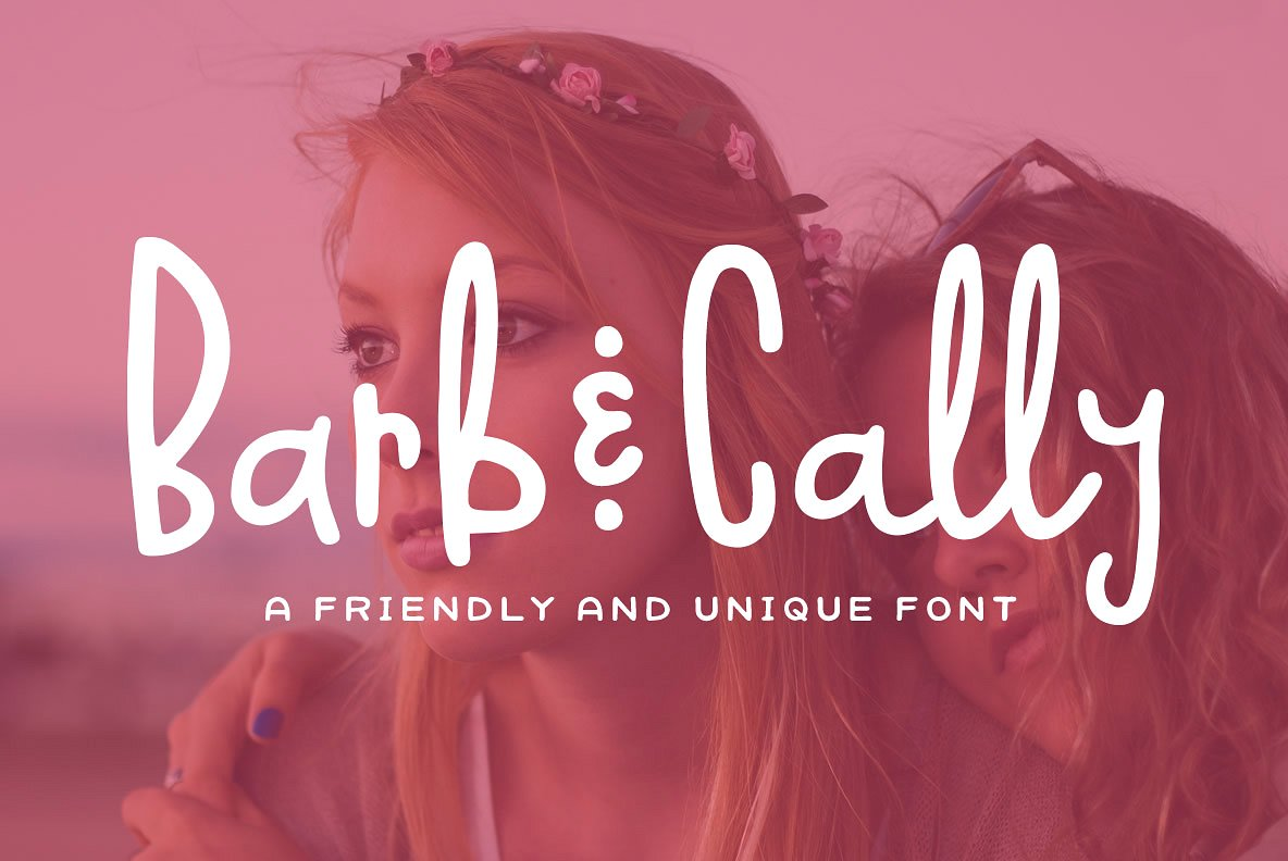 Barb and Cally