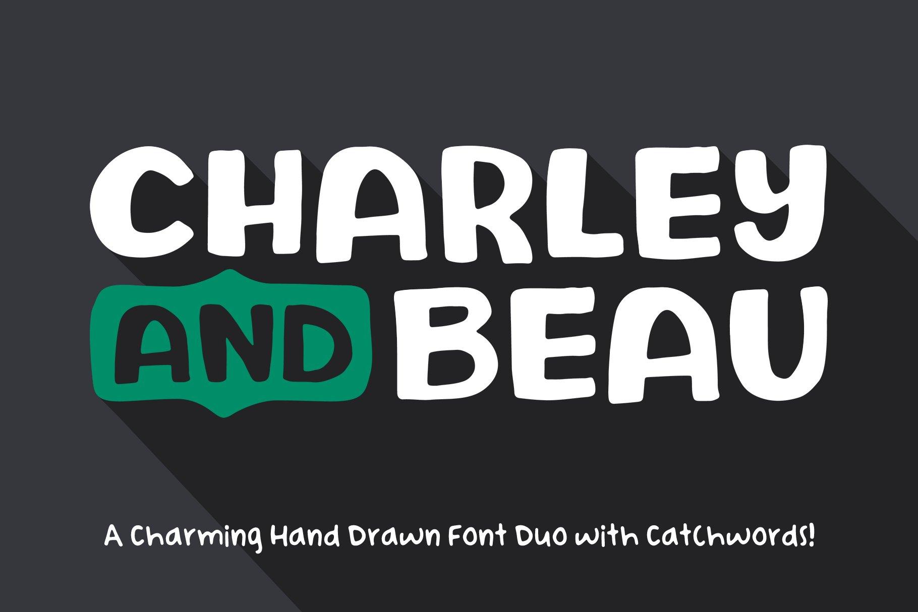Charlie and Beau